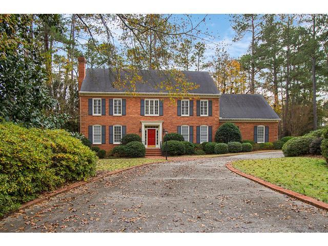 3506 Turnberry Lane, Martinez, GA 30907 (MLS #435298) :: Shannon Rollings Real Estate