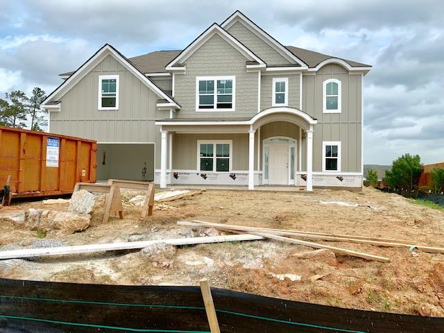 709 Thornbury Ridge, Evans, GA 30809 (MLS #436965) :: Melton Realty Partners