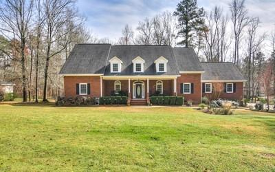 4710 Hardy Mcmanus Road, Evans, GA 30809 (MLS #437687) :: Shannon Rollings Real Estate