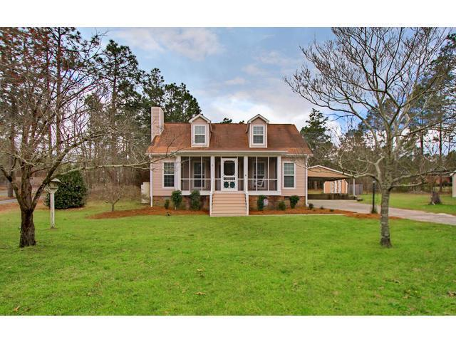 429 Blanchard Road, North Augusta, SC 29841 (MLS #437833) :: Shannon Rollings Real Estate