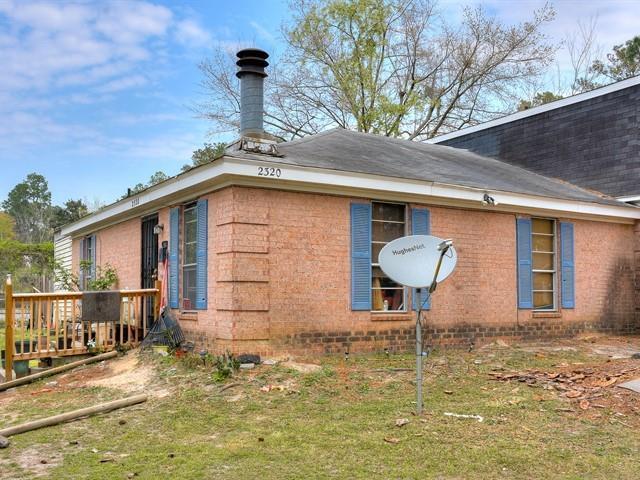 2320 Winston Way, Augusta, GA 30906 (MLS #438547) :: RE/MAX River Realty