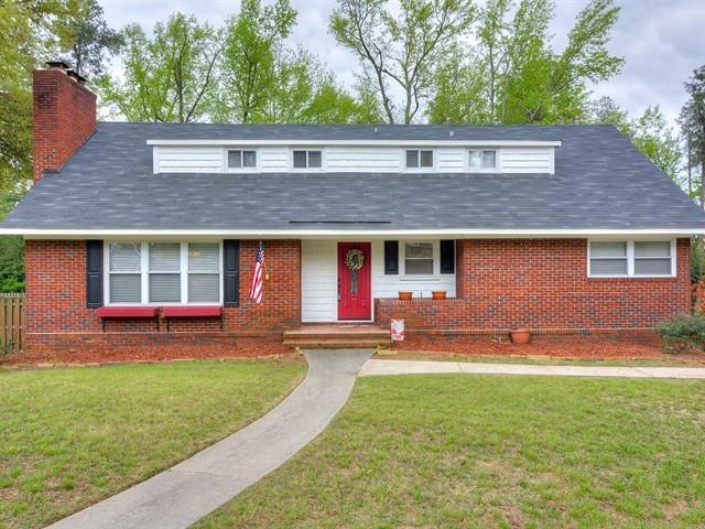 1001 Holiday Drive, North Augusta, SC 29841 (MLS #438774) :: Meybohm Real Estate