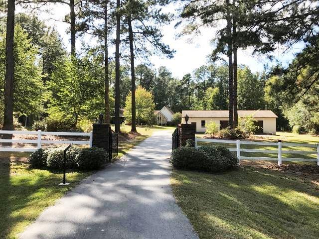 6564 Washington Road, Appling, GA 30802 (MLS #439053) :: Shannon Rollings Real Estate