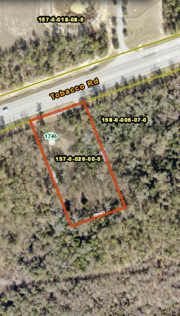 1746 Tobacco Road, Augusta, GA 30906 (MLS #440180) :: Shannon Rollings Real Estate