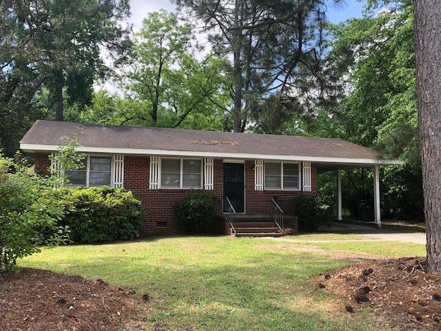 1742 Cornell Drive, Augusta, GA 30904 (MLS #440280) :: Venus Morris Griffin   Meybohm Real Estate