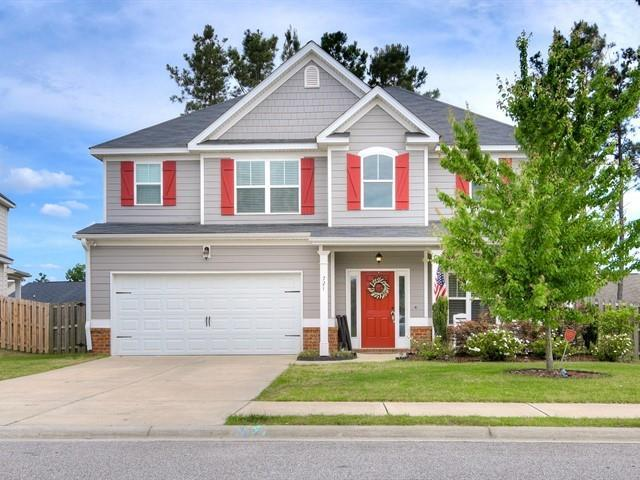 721 Southwick Avenue, Grovetown, GA 30813 (MLS #440906) :: Shannon Rollings Real Estate