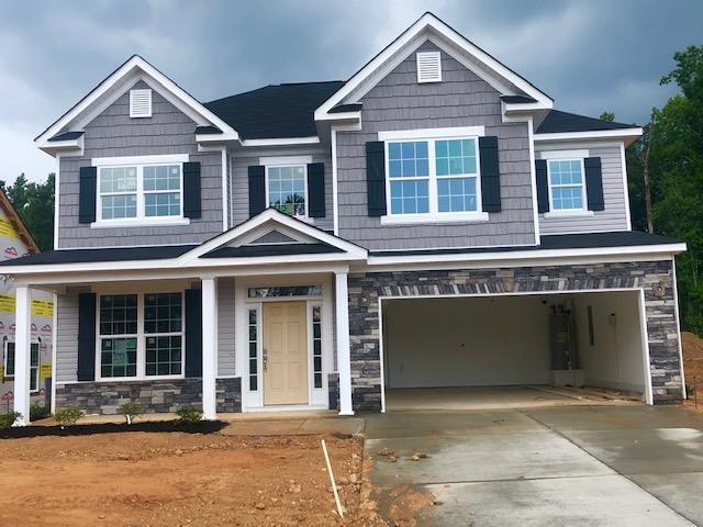 183 Caroleton Drive, Grovetown, GA 30813 (MLS #440925) :: Shannon Rollings Real Estate