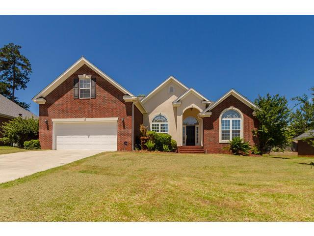 4864 Sommerset Drive, Evans, GA 30809 (MLS #441131) :: Shannon Rollings Real Estate