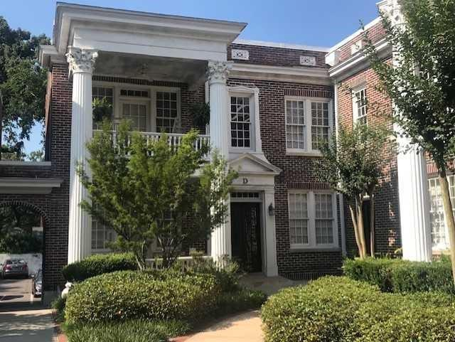 2549 Walton Way D 1, Augusta, GA 30904 (MLS #441841) :: Southeastern Residential