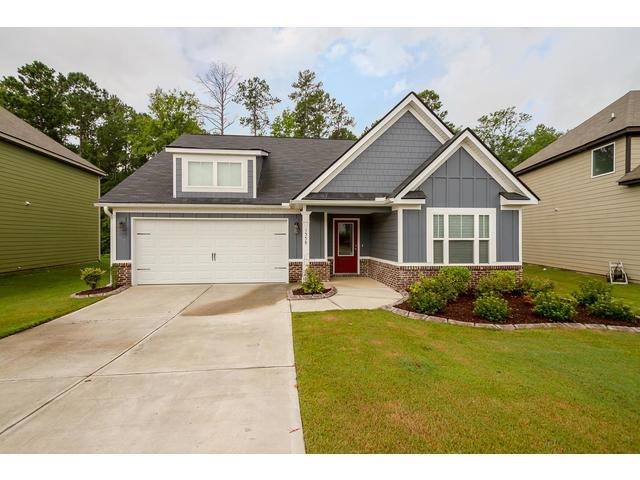 1558 Driftwood Lane, Grovetown, GA 30813 (MLS #441892) :: Shannon Rollings Real Estate