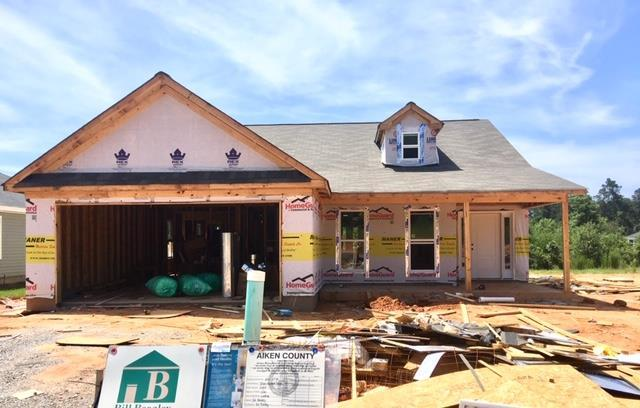 13-C Hanford Drive, Aiken, SC 29803 (MLS #442166) :: Shannon Rollings Real Estate