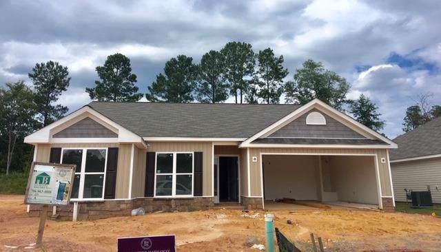 7125 SW Hanford Drive, Aiken, SC 29803 (MLS #442168) :: Shannon Rollings Real Estate