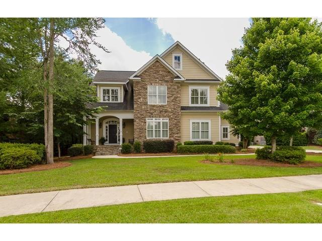 907 Bartram Ridge, Evans, GA 30809 (MLS #442353) :: Shannon Rollings Real Estate
