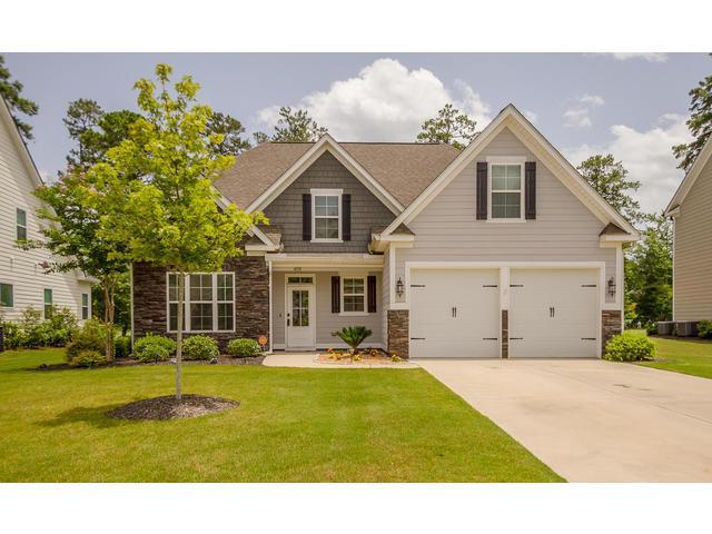 4335 Satolah Ridge, Evans, GA 30809 (MLS #442744) :: Shannon Rollings Real Estate