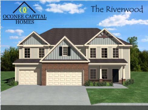 1836 Preservation Circle, Evans, GA 30809 (MLS #442989) :: RE/MAX River Realty