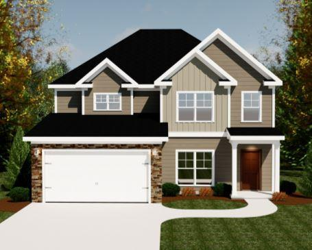 529 Thrasher Trail, Evans, GA 30809 (MLS #443118) :: Young & Partners