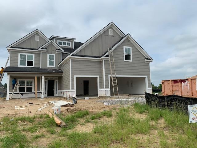 710 Thornbury Ridge, Evans, GA 30809 (MLS #443148) :: Shannon Rollings Real Estate