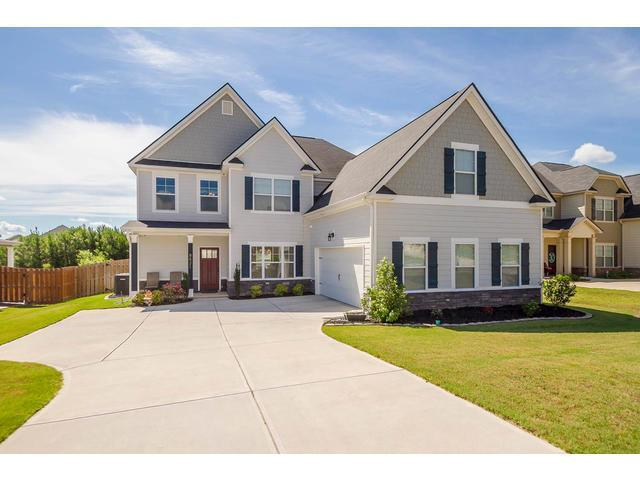 8821 Crenshaw Drive, Grovetown, GA 30813 (MLS #444145) :: Shannon Rollings Real Estate