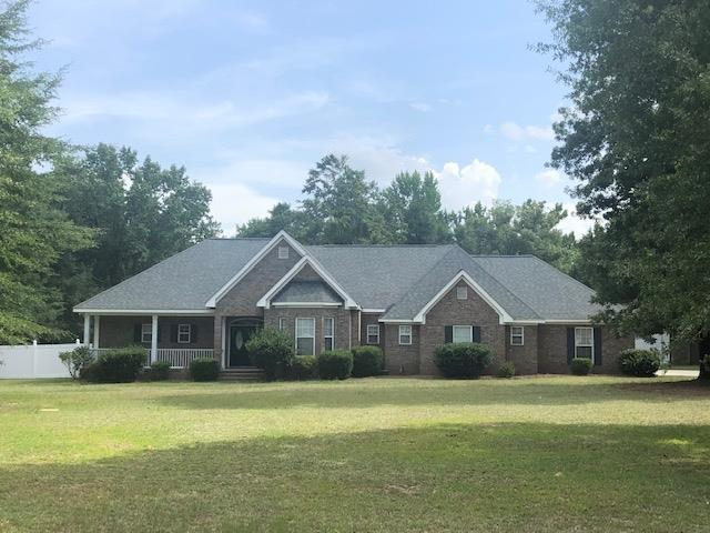 1490 Brown Road, Hephzibah, GA 30815 (MLS #444184) :: RE/MAX River Realty