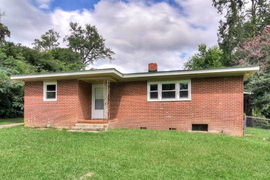 204 W Oak Ave, New Ellenton, SC 29809 (MLS #445894) :: RE/MAX River Realty