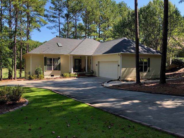120 Arbor Lane, McCormick, SC 29835 (MLS #446170) :: Shannon Rollings Real Estate