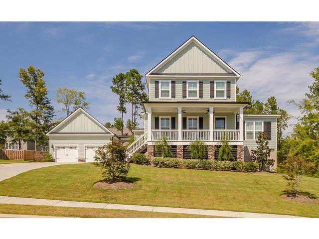 977 Bartram Ridge, Evans, GA 30809 (MLS #446565) :: Young & Partners