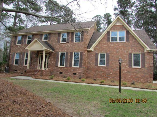 4193 Knollcrest Circle N, Martinez, GA 30907 (MLS #447757) :: Southeastern Residential