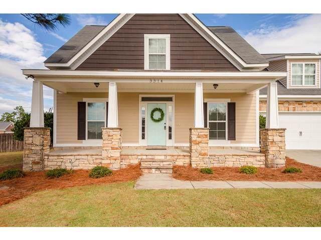 3314 Camden Way, Graniteville, SC 29829 (MLS #448147) :: Shannon Rollings Real Estate