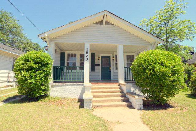 1803 Wrightsboro Road, Augusta, GA 30904 (MLS #448634) :: Young & Partners