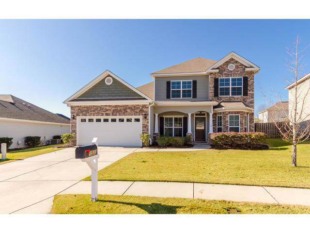 1533 Willow Bay Drive, Evans, GA 30809 (MLS #449184) :: Southeastern Residential