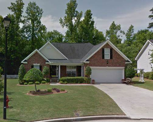 854 Hamilton Court, Evans, GA 30809 (MLS #449598) :: Southeastern Residential
