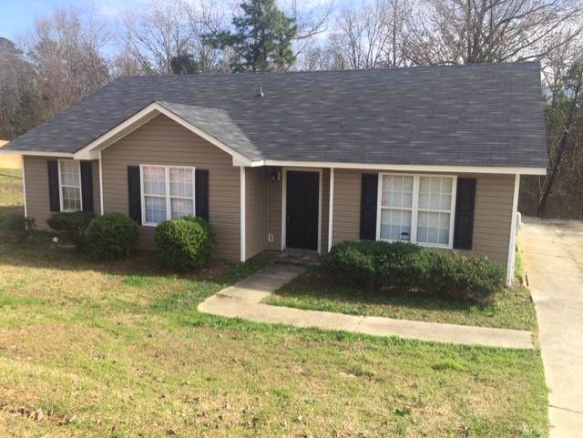3865 Crest Drive, Hephzibah, GA 30815 (MLS #450490) :: RE/MAX River Realty