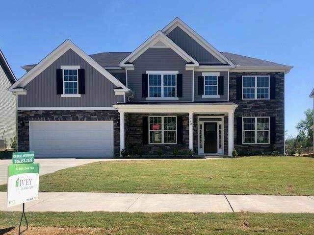 110 Caroleton Drive, Grovetown, GA 30813 (MLS #450603) :: Better Homes and Gardens Real Estate Executive Partners