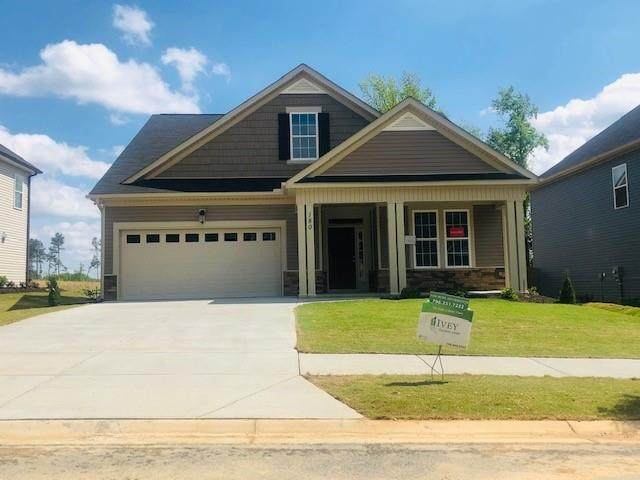 180 Caroleton Drive, Grovetown, GA 30813 (MLS #450610) :: Better Homes and Gardens Real Estate Executive Partners
