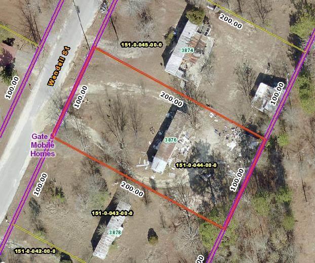 3876 Wendell Street, Hephzibah, GA 30815 (MLS #451544) :: Shannon Rollings Real Estate