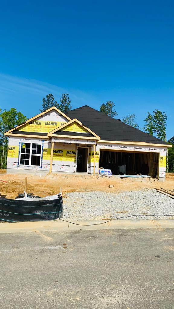 717 Fordham Drive, Grovetown, GA 30813 (MLS #452449) :: Better Homes and Gardens Real Estate Executive Partners