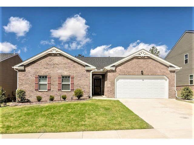 3017 White Gate Loop, Aiken, SC 29801 (MLS #453608) :: Better Homes and Gardens Real Estate Executive Partners