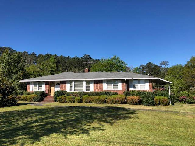 339 Noble Street, Thomson, GA 30824 (MLS #453887) :: Young & Partners