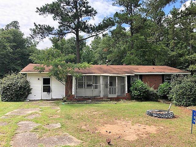 109 Geter Street, Wrens, GA 30833 (MLS #454378) :: Shannon Rollings Real Estate