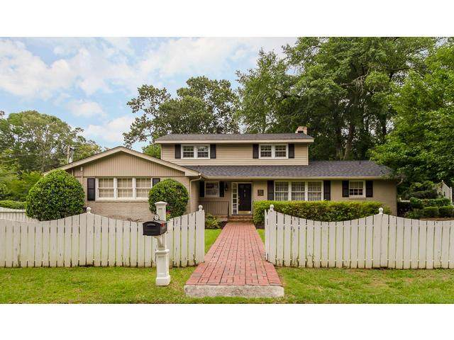 227 Homestead Lane, Aiken, SC 29801 (MLS #455739) :: Young & Partners