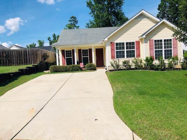 425 Millwater Court, Grovetown, GA 30813 (MLS #455952) :: REMAX Reinvented | Natalie Poteete Team
