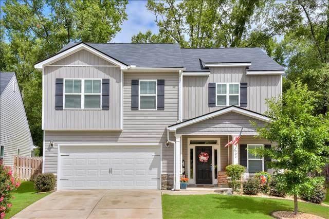 922 Linsmore Avenue, Grovetown, GA 30813 (MLS #457379) :: Shannon Rollings Real Estate
