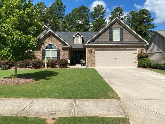3450 Conifer Trail, Evans, GA 30809 (MLS #458906) :: Young & Partners