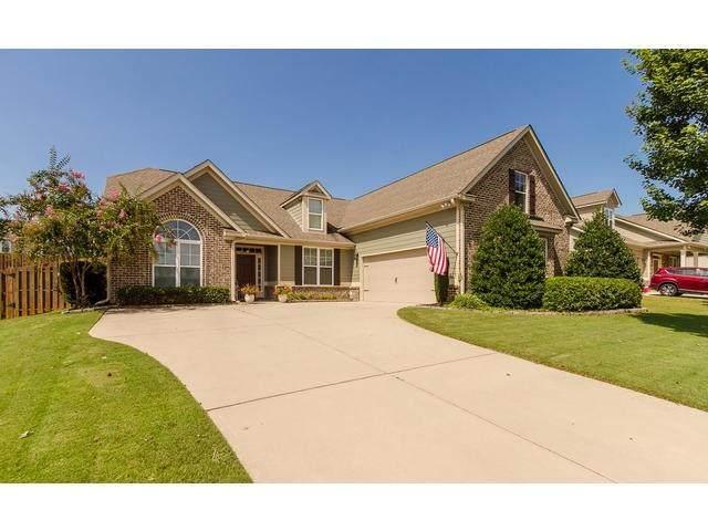 818 Bridgewater Lane, Evans, GA 30809 (MLS #460125) :: REMAX Reinvented | Natalie Poteete Team