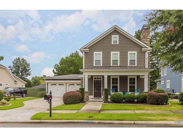 841 Tyler Parkway, Grovetown, GA 30813 (MLS #460413) :: REMAX Reinvented | Natalie Poteete Team