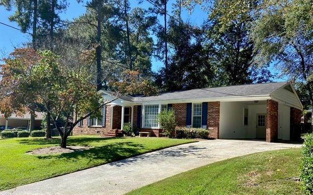 125 Gardners Mill Road, Augusta, GA 30907 (MLS #461809) :: RE/MAX River Realty