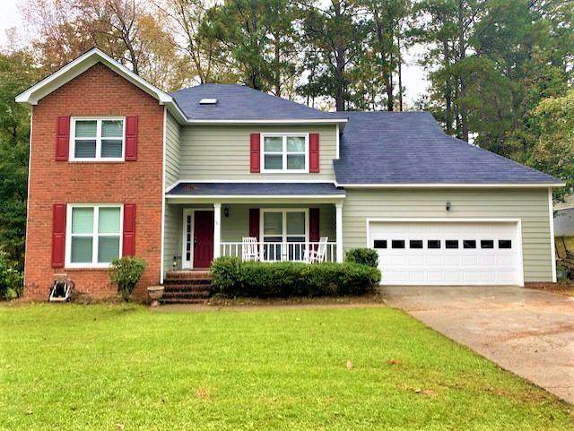 4185 Bridlewood Trail, Evans, GA 30809 (MLS #462814) :: Shannon Rollings Real Estate