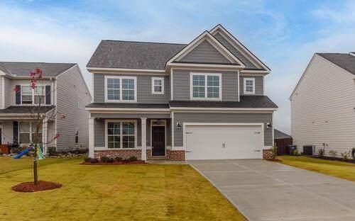 209 Tulip Drive, Evans, GA 30809 (MLS #463062) :: REMAX Reinvented | Natalie Poteete Team