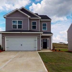 8160 Cozy Knoll, Graniteville, SC 29829 (MLS #463068) :: Young & Partners