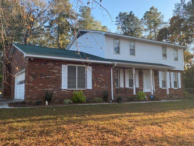 633 Chestnut Court, Aiken, SC 29803 (MLS #463168) :: Better Homes and Gardens Real Estate Executive Partners